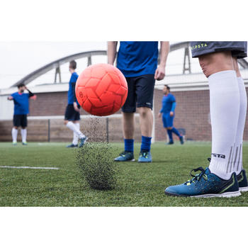 Voetbal 5-a-side, Society 100 maat 5 oranje/rood