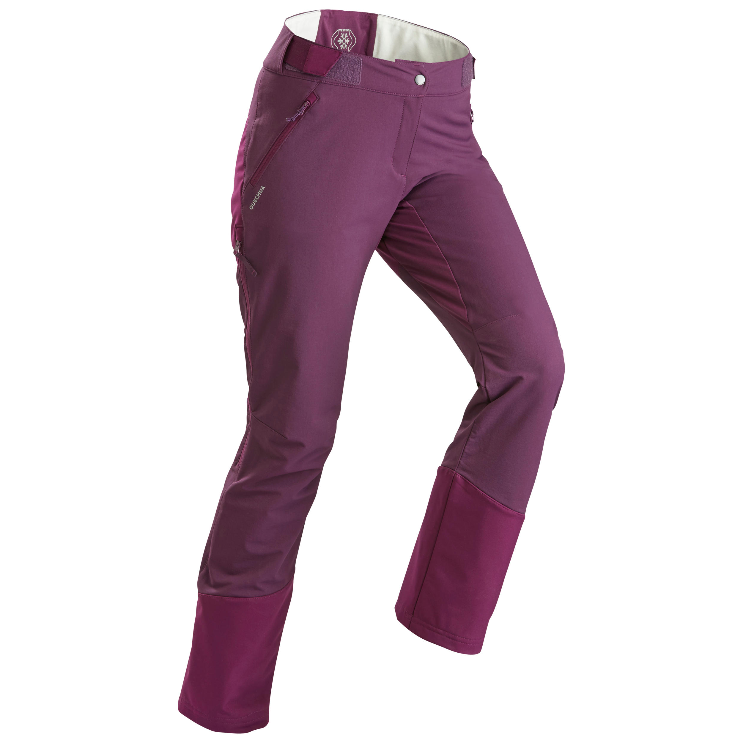 Pantalon SH520 Mov Damă