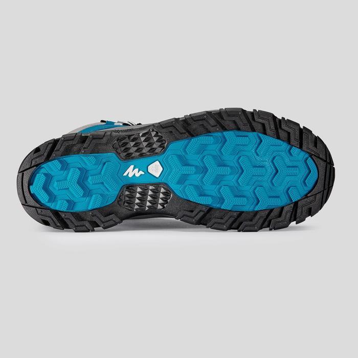 Winterschuhe Winterwandern SH520 Extra-Warm Herren blau