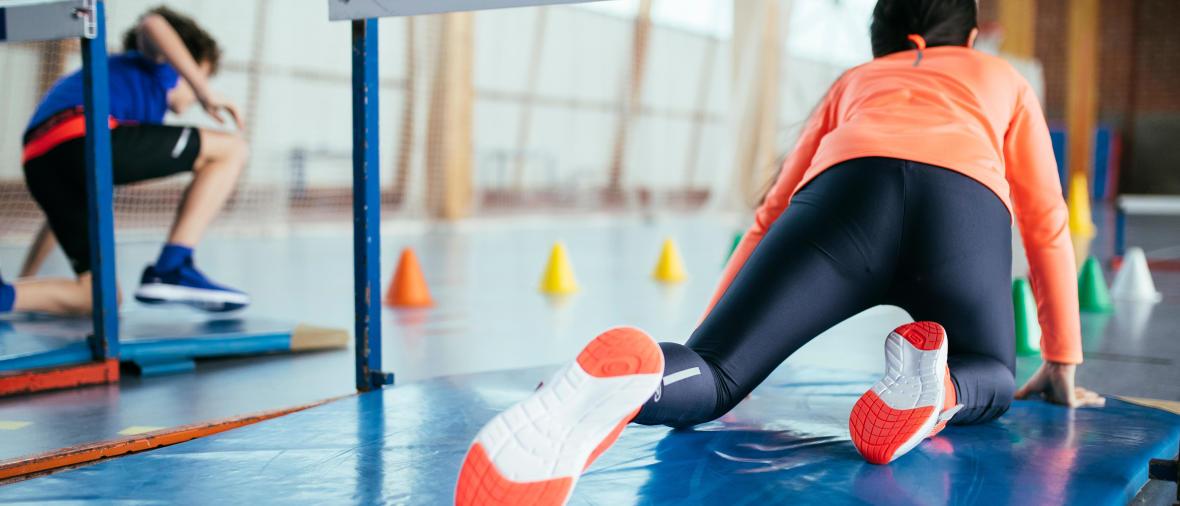 L'Athletics Easy : une chaussure au naturel