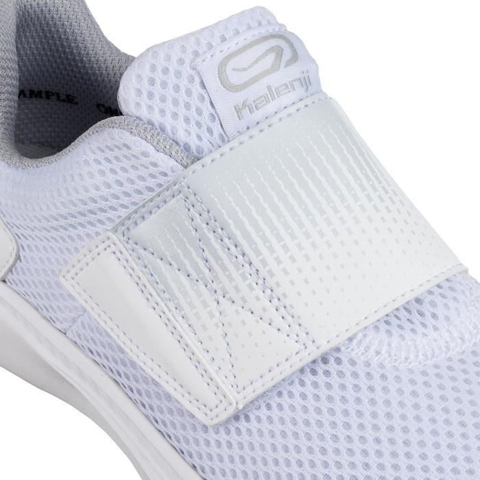 兒童田徑運動鞋AT EASY -白色