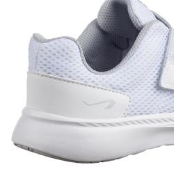 Chaussures athlétisme enfant AT Easy blanche