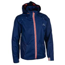 Kids' Athletics Rain Jacket - Blue
