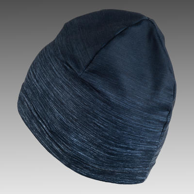 Дитяча шапка для легкої атлетики - Темно-синя