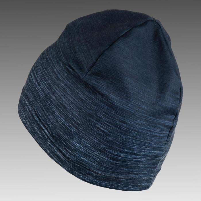 兒童田徑帽 - 深藍色