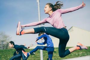 Fördelar med friidrott