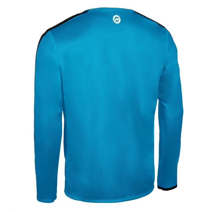Handbalshirt met lange mouwen kinderen H100C lichtblauw
