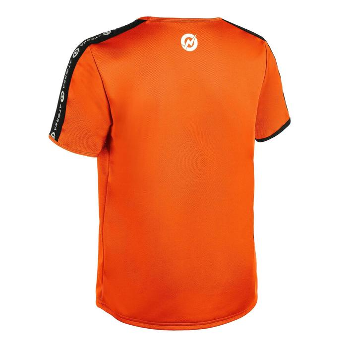 Handballtrikot H100 kurzarm Kinder orange