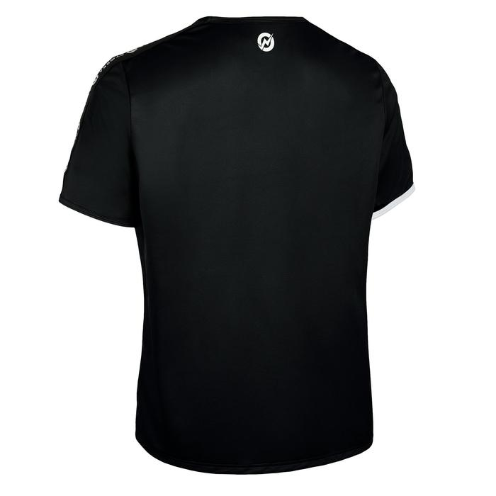 Handbal-T-shirt heren H100C zwart