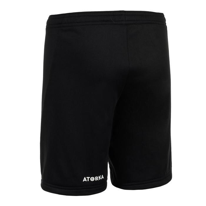 Pantalón corto de balonmano júnior H100C negro