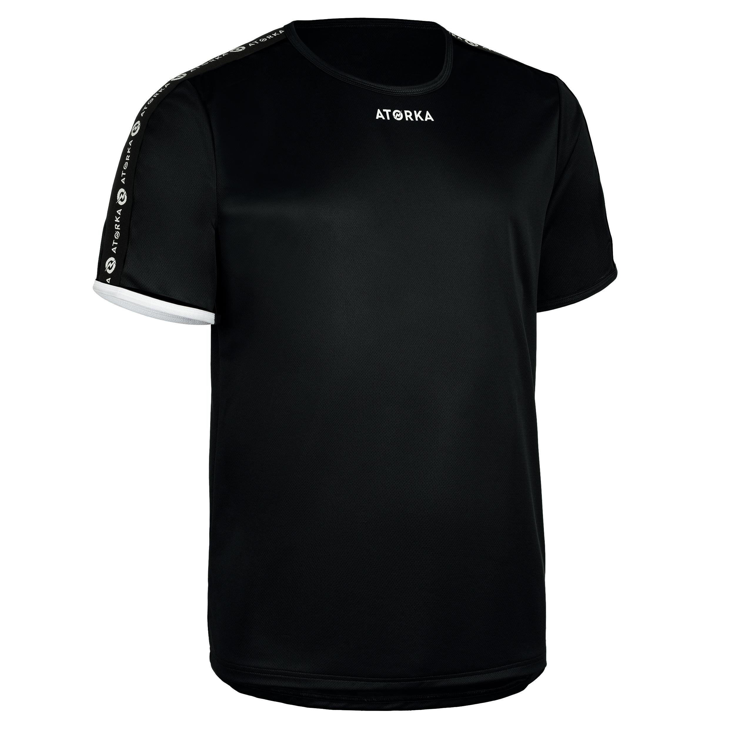 Tricou H100C negru bărbați imagine