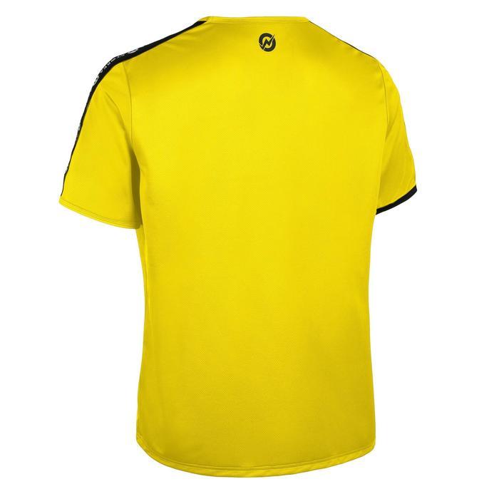 Handballtrikot H100C Kurzarm Herren gelb