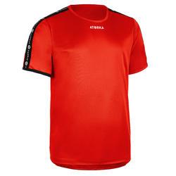 Handbalshirt heren H100 rood
