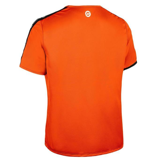 Handballtrikot H100C Kurzarm Herren orange