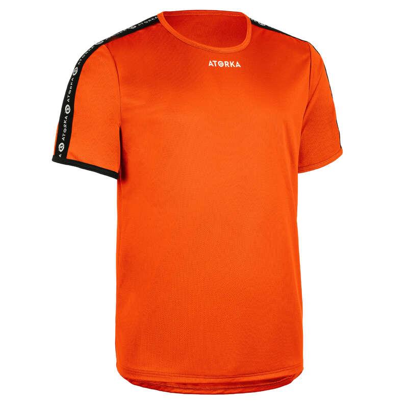 APPAREL SHOES MEN HANDBALL Sport di squadra - Maglia pallamano uomo H100C ATORKA - Sport di squadra