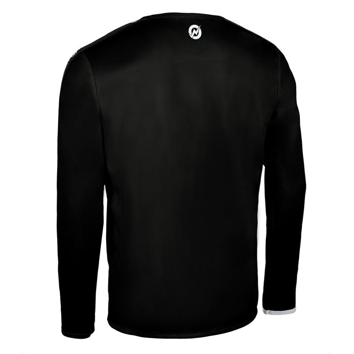 Maillot manche longue de handball homme H100C noir