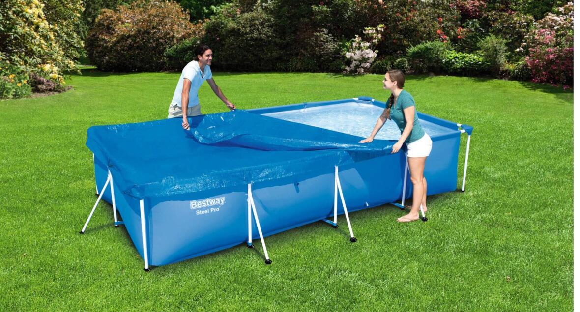 desmontar piscina