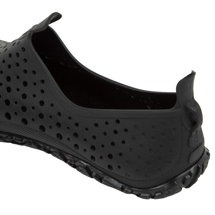 Schoentjes voor aquagym/aquabike/aquafitness Aquadots new zwart