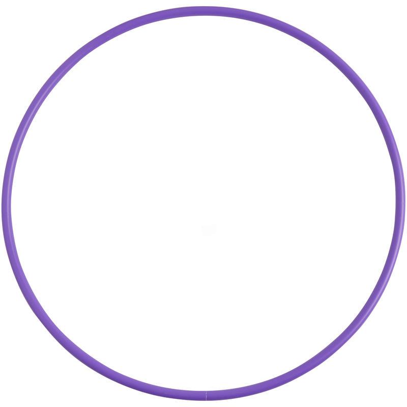 Aro de Gimnasia Rítmica (GR) 75 cm violeta