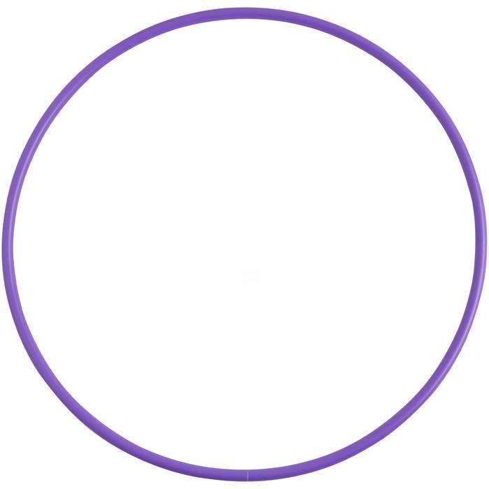 Cerceau de Gymnastique Rythmique (GR) de 75 cm Violet