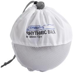 Ballon de Gymnastique Rythmique (GR) 185 mm Argenté