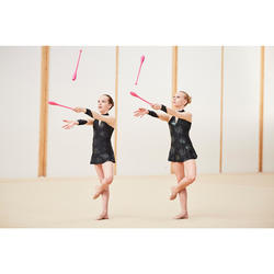 Knotsen voor ritmische gymnastiek (RG) 36 cm roze