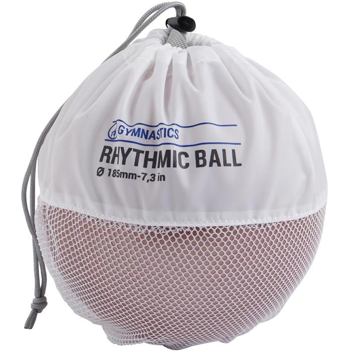 Gymnastikball 185 mm rosig gold