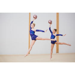 Ballon de Gymnastique Rythmique (GR) 185 mm Or Rosé