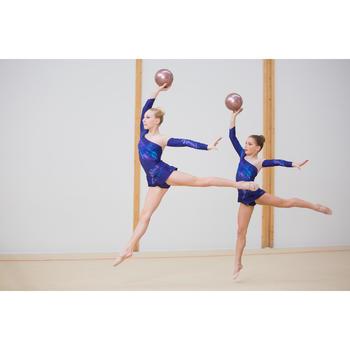 Gymnastikball 185mm rosig gold