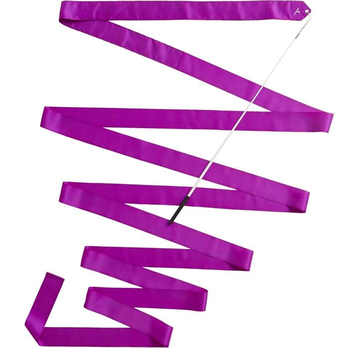 Cinta de Gimnasia Rítmica (GR) 6 metros violeta