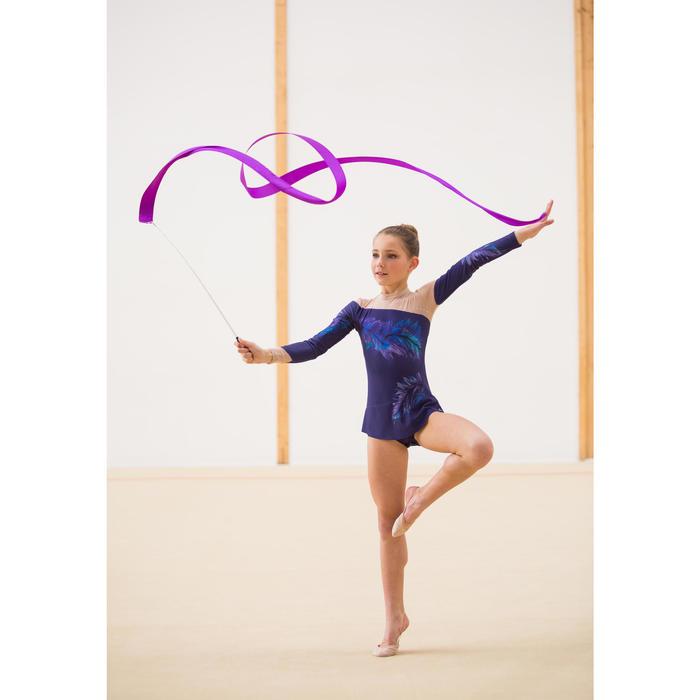 Lint voor ritmische gymnastiek (RG) 6 meter paars