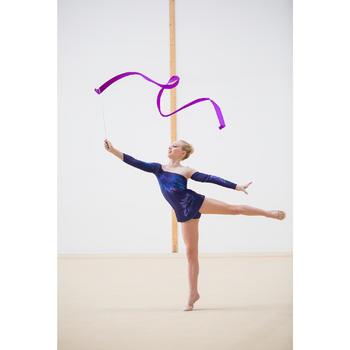 Ruban de Gymnastique Rythmique (GR) de 6 mètres Violet