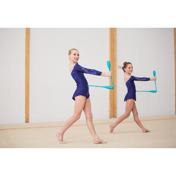 Massues de Gymnastique Rythmique (GR) de 42 cm Turquoise