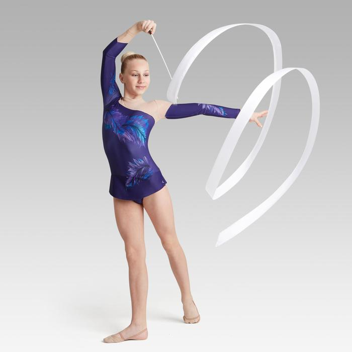 Lint voor ritmische gymnastiek (RG) 6 meter wit