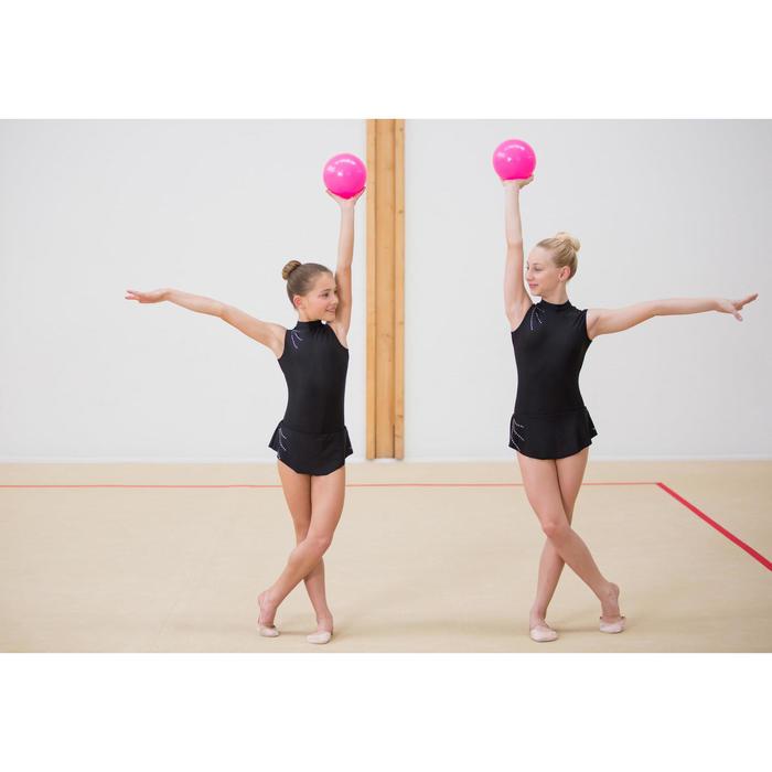 Gymnastikball RSG 165mm Pailletten rosa