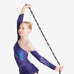 Corde de Gymnastique Rythmique (GR) de 165gr Noir pailleté