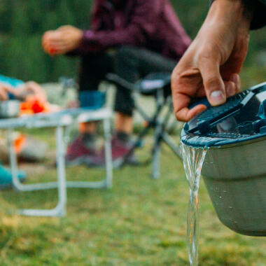 CAMPING | HOW TO PROPERLY WASH AND TAKE CARE OF YOUR COOKING POT