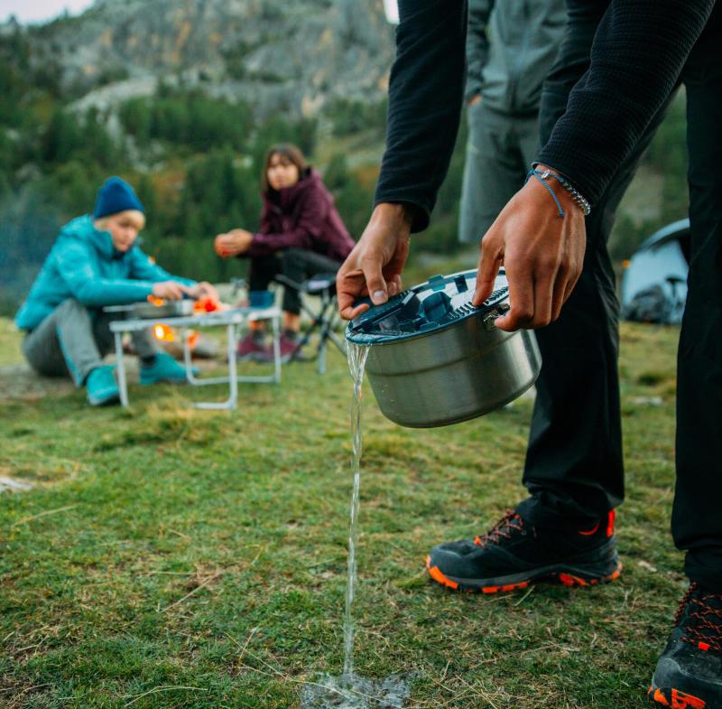 如何清潔與保養露營鍋具