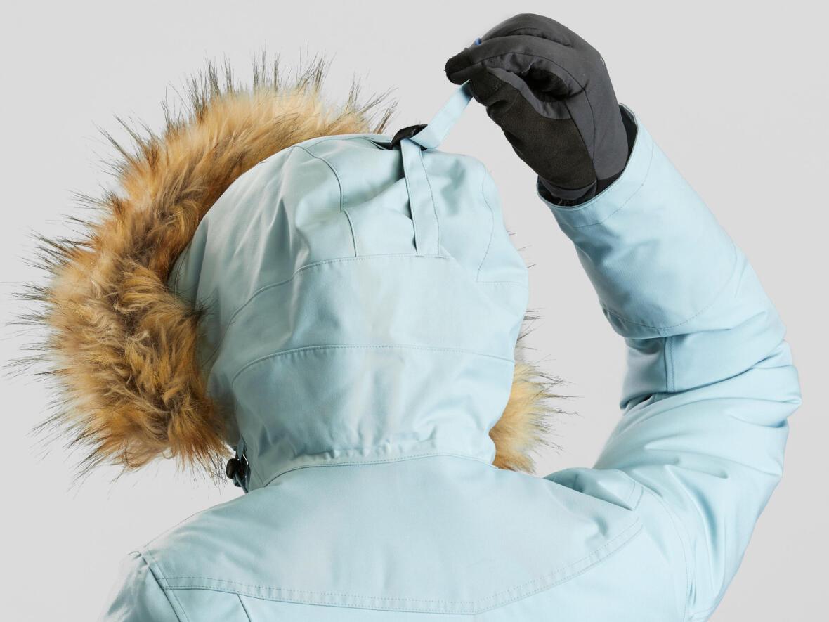 Snow hiking jacket - Snow cap