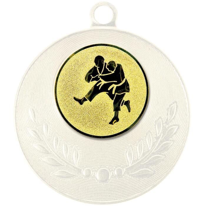 """Pastille adhésive """"Judo"""" pour récompenses sportives"""