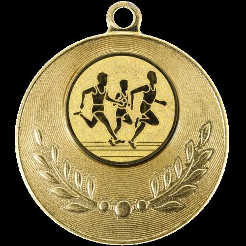 Pastille adhésive ''Course à pied'' pour récompenses sportives