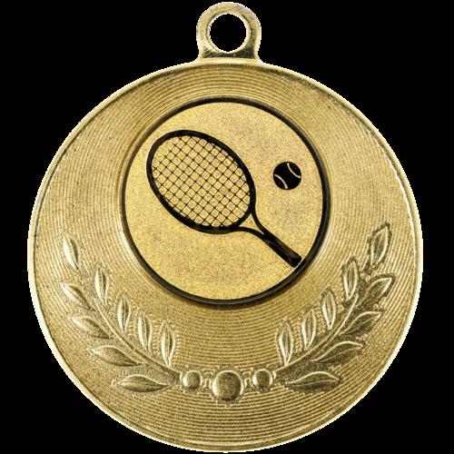 Pastille adhésive ''Tennis'' pour récompenses sportives