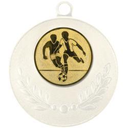 """Selbstklebende Plakette """"Fußball"""" für sportliche Auszeichnungen"""