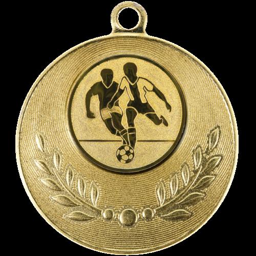 Pastille adhésive ''Football'' pour récompenses sportives