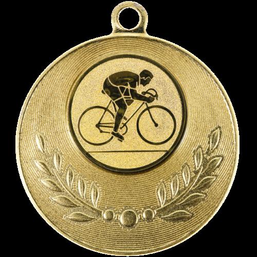 Pastille adhésive ''Cyclisme'' pour récompenses sportives