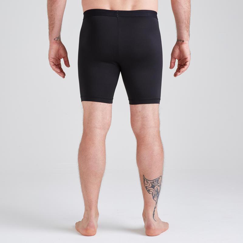 กางเกงรองในสำหรับผู้ใหญ่รุ่น Keepdry 100 (สีดำ)