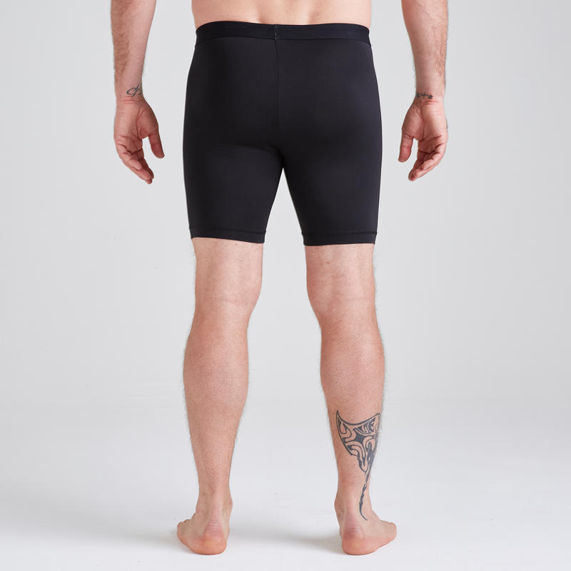 Keepdry 100 Adult Base Layer Shorts - Black