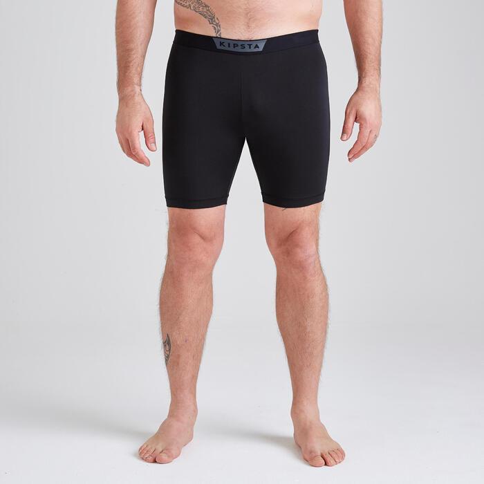 成人款底層褲Keepdry 100-黑色