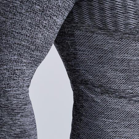 Keepdry 500  Base Layer Mottled Grey-Adult