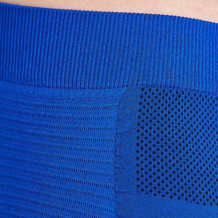 Funktionsshorts Keepdry 500 atmungsaktiv Erwachsene indigoblau